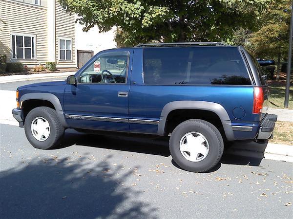 1999 chevy tahoe lt parts